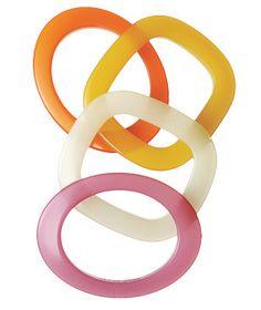 Pono by Joan Goodman resin bangles