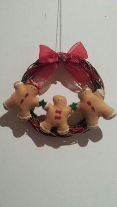 Ghirlanda con ginger