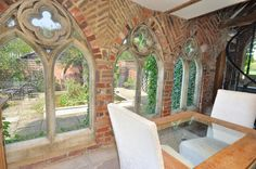 gothic windows 6 bedroom detached house for sale in Woodside, Thornwood, Epping, Essex CM16 - 17234328