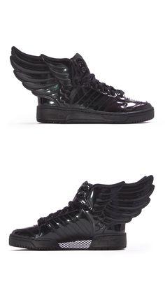 Adidas Jeremy Scott shoes Js wings 2.0 Trainers - Supplier colour black