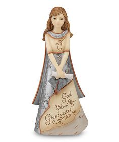 Take a look at this Graduate & Diploma Figurine by Pavilion Gift Company on #zulily today!