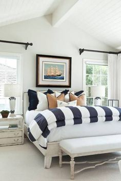 Powerful Classic Master Bedroom Design Tips