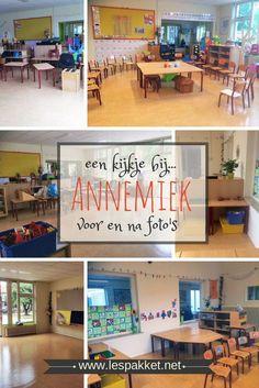Een kijkje bij Annemiek - voor en na foto's - Lespakket