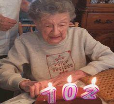 bon anniversaire mamie Rougetnoirs