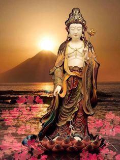 Peaceful Words, Yoga Mantras, Buddhist Monk, Guanyin, Buddha, Wonder Woman, Superhero, Reiki, Fictional Characters