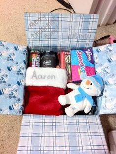 Winter care package #MilitaryCarePackage #Deployment