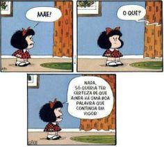 Mafalda - Mãe