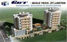 Builders in Nagpur. Find 2BHK, 3BHK, luxury apartments, flats, villas of GBT-Build Tech (P) Ltd builders.