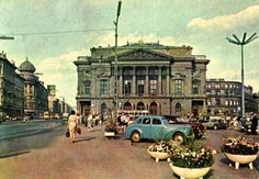 Old Pictures, Old Photos, Budapest Hungary, Historical Photos, Louvre, Street View, History, Retro, Architecture