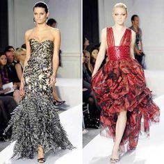 Oscar de la Renta Spring 2008 Collection - Ladyluxe Reigns Supreme ...