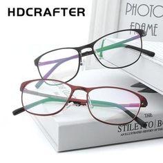 1561c6305f Eyeglasses Frame Men Women Computer Optical Glasses Spectacle Aluminum  Magnesium Spectacle Formodkily Eyeglass Frames For Men