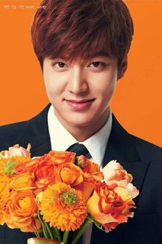 Lee Min Ho for Jeju Air.