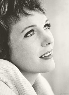 Julie Andrews...she's honestly my favorite