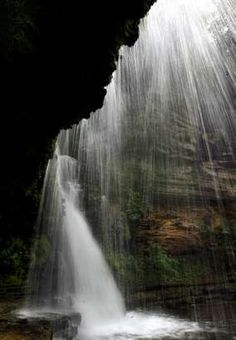 Located in Jackson County near Cookeville, Cummins Falls had been the state's the largest privately owned waterfall.