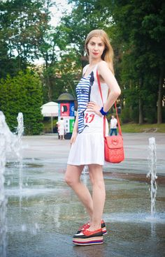 Szezelle Nautical Looks, Facebook, Dresses, Fashion, Vestidos, Moda, Fasion, Dress, Gowns