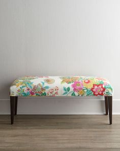"""Lily"" Bench by Haute House at Horchow."