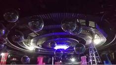 Club Lighting, Stage Lighting, Outdoor Lighting, Nightclub Design, Nightclub Bar, Night Club Dance, Stage Set Design, Hookah Lounge, Interactive Installation