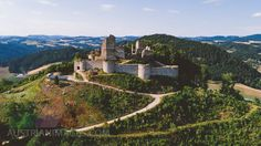 Old Buildings, Castles, Outdoor, Ruins, Hiking, Stones, Vacation, Outdoors, Chateaus