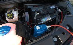 CEE-Steckdose im Motorraum  VW T5  Camper Bus  Der Multicamper Adventure » Neureuther Automobile - MultiCamper -