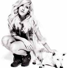 HBD to one of my woman crushes, Ellie Goulding ❤️