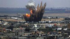 El Ejército Israelí Reanuda Los Ataques Sobre Gaza