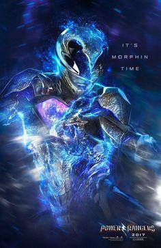 Power Rangers - Divulgados novos posteres do filme! - Legião dos Heróis