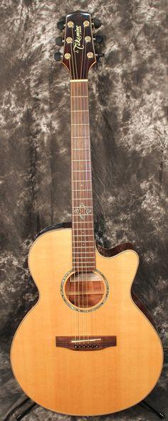 takamine eg569c fxc thin line acoustic electric guitar natural acoustic guitars pinterest. Black Bedroom Furniture Sets. Home Design Ideas