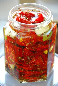 Breslo :: Breslog — Pomodori secchi sott'olio