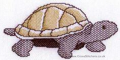 Tortoise - Blackwork Kit By X-Calibre Designs