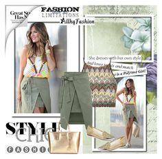 """Allhq Fashion"" by melisa-j ❤ liked on Polyvore featuring Topshop, MICHAEL Michael Kors and allhqfashion"
