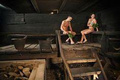 44 Awesome Home Sauna Design Ideas And Be Healthy Sauna Steam Room, Steam Bath, Sauna Room, Swedish Sauna, Finnish Sauna, Rustic Saunas, Ayurvedic Spa, Winter Lodge, Outdoor Sauna