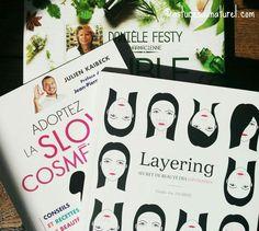Voici une sélection de 3 livres qui vous aidera à vous lancer mais aussi à structurer votre démarche au naturel ! Bonne lecture ;-)  #cosmétiquesmaison #nopoo #lowpoo #poudrescheveux #faitmaison
