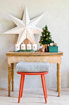 クリスマス、あなたが来るまでのカウントダウン。北欧雑貨。【LAGERHAUS SWEDEN】