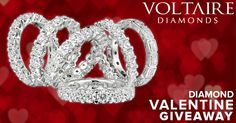 """""""Valentine Sparkle"""" Diamond Giveaway Ends Today! A Touch Of Frost, Beauty Giveaway, Stuff For Free, Wedding Favours, Rocks And Minerals, Girls Best Friend, Jewelry Box, Heart Ring, Competition Time"""