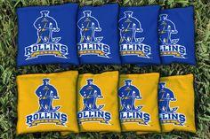 Cornhole All Weather Bag Set - Rollins College Tars