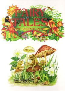 Fairy Tales of Puerto Rico Book