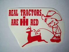 IH RED