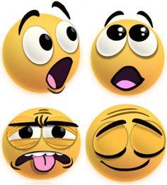 30 New Emoticons 2014 #15