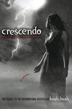 Crescendo (Hush, Hush Saga #2) I LOVE THIS BOOK!!!