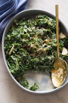 Creamed Kale : spoonforkbacon