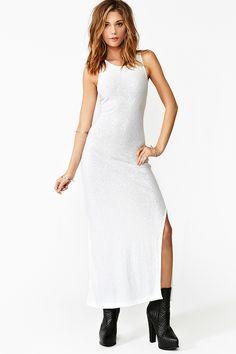 Lynnie Sequin Maxi Dress