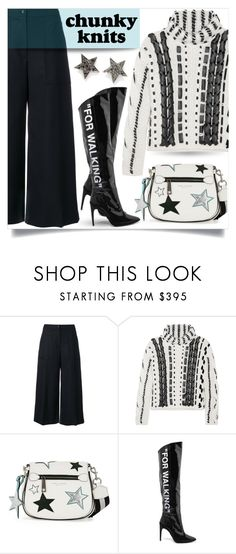 """""""be your own star"""" by collagette ❤ liked on Polyvore featuring Kenzo, Altuzarra, Marc Jacobs, Off-White, Dana Rebecca Designs and chunkyknits"""