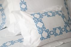 Square Key Duvet #FrancineHomeCollection #FrancineMurnane #Duvet #Bedding #Luxury #Linens #Egyptian #Cotton #EgyptianCotton