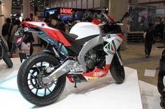 aprilia - TOKYO MOTORCYCLE SHOW 2012