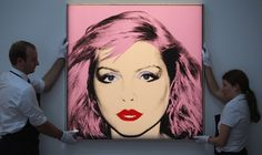 warhols debbie harry