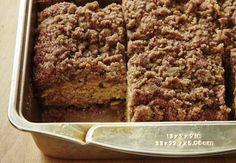Great-Grannie's Old Fashioned Coffee Cake - special cake Grandma's Coffee Cake, Buttermilk Coffee Cake, Buttermilk Recipes, Coffee Cupcakes, Coffee Coffee, Coffee Americano, Night Coffee, Caribou Coffee, Coffee Enema