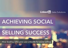 In our latest eBook, we introduced LinkedIn's Social Selling Index (SSI) and how it relates to career success. Social Selling Index is a measure of a sales professional's activity on LinkedIn and is defined here. It's