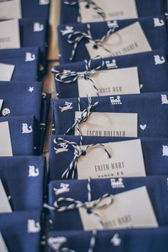 Navy escort cards