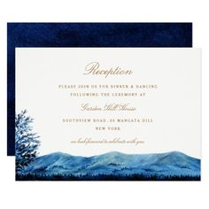 Shop Faraway / Reception Invitation created by ellyliyana. Mountain Wedding Invitations, Reception Invitations, Reception Card, Wedding Reception, Cards, Marriage Reception, Wedding Reception Venues, Wedding Reception Ideas, Maps