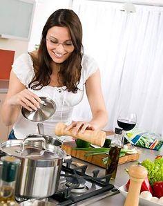 Consejos saludables: Reduce grasas al cocinar | Recetas para adelgazar
